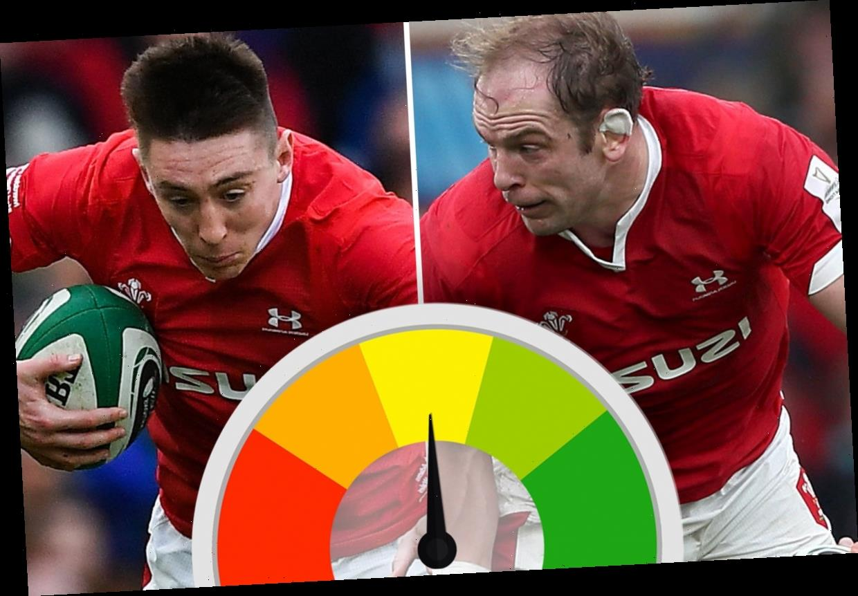 Wales player ratings: Justin Tipuric fails to inspire Wales to victory in Dublin – The Sun