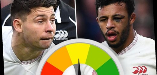 Six Nations 2020: England ratings as Lawes shines with a shiner and Youngs gets over World Cup final woes – The Sun