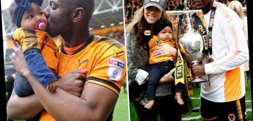 Footballer Benik Afobe's wife recalls 'worst moment of their life' switching off daughter's life support – The Sun