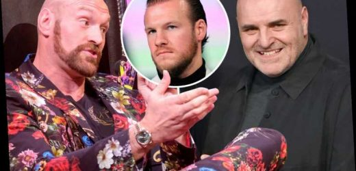 Tyson Fury reveals close bond with dad John after ditching coach Ben Davison ahead of Deontay Wilder rematch – The Sun
