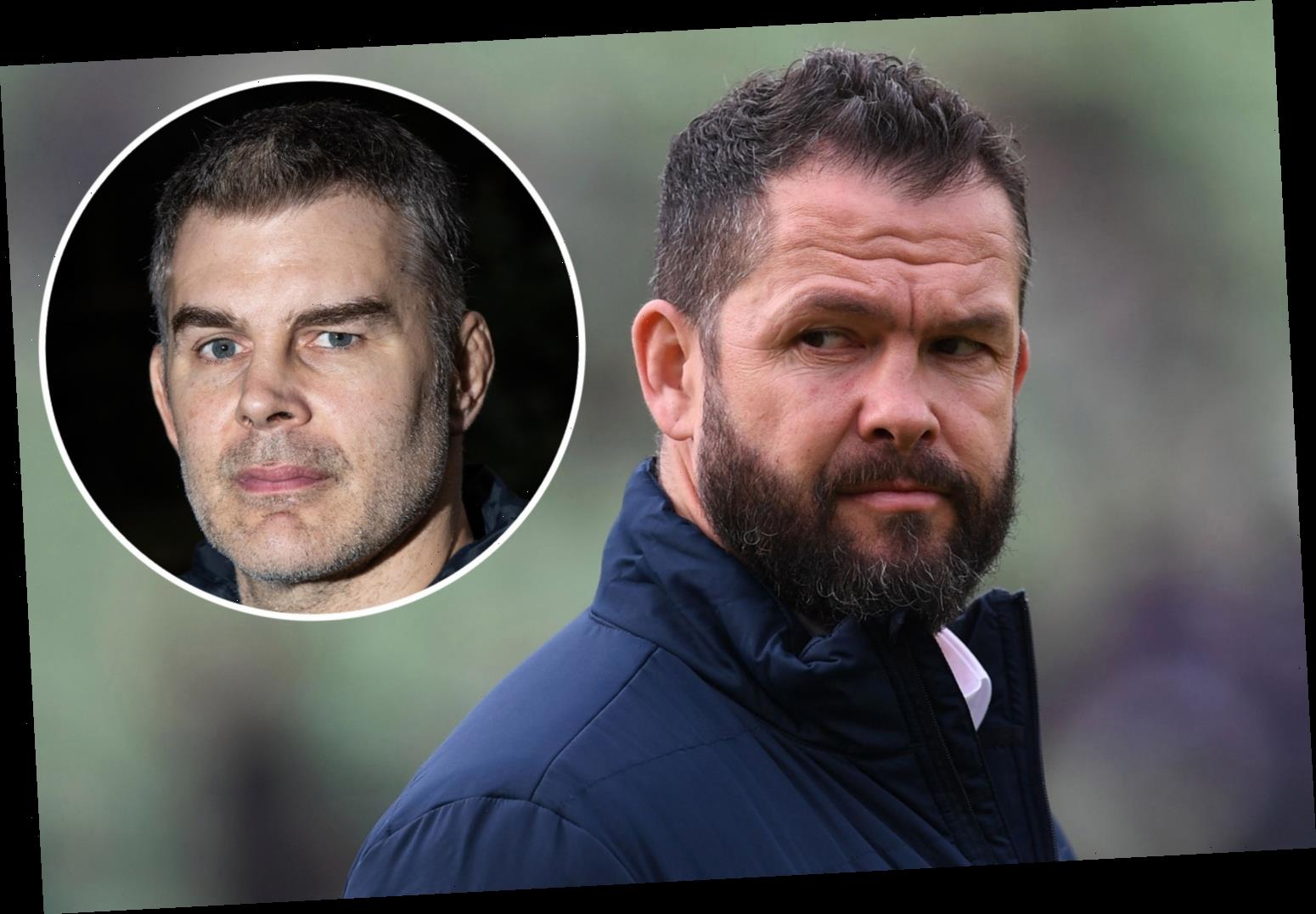 Six Nations 2020: Andy Farrell is destined to be England coach and can prove it with Ireland at Twickenham – The Sun