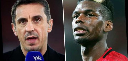 Paul Pogba will leave Man Utd and club need to 'stand strong' against Mino Raiola, says Gary Neville – The Sun