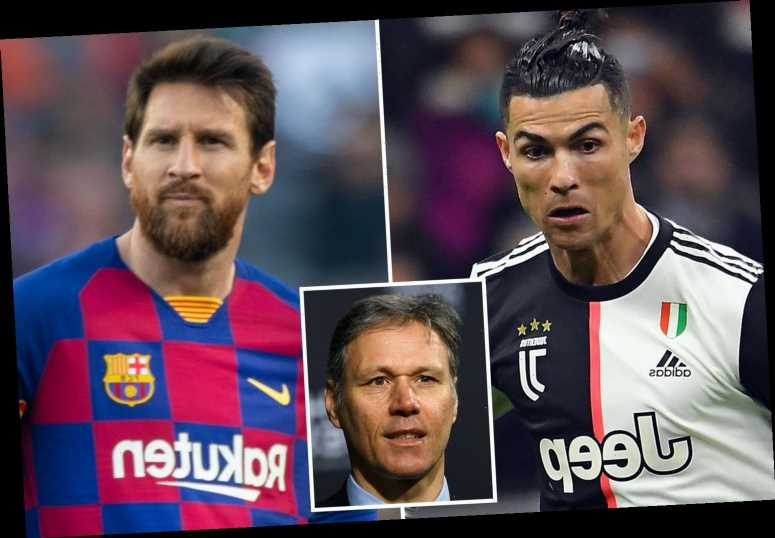 Cristiano Ronaldo better than Lionel Messi? Fans who think that 'do not understand' the game says Marco van Basten – The Sun