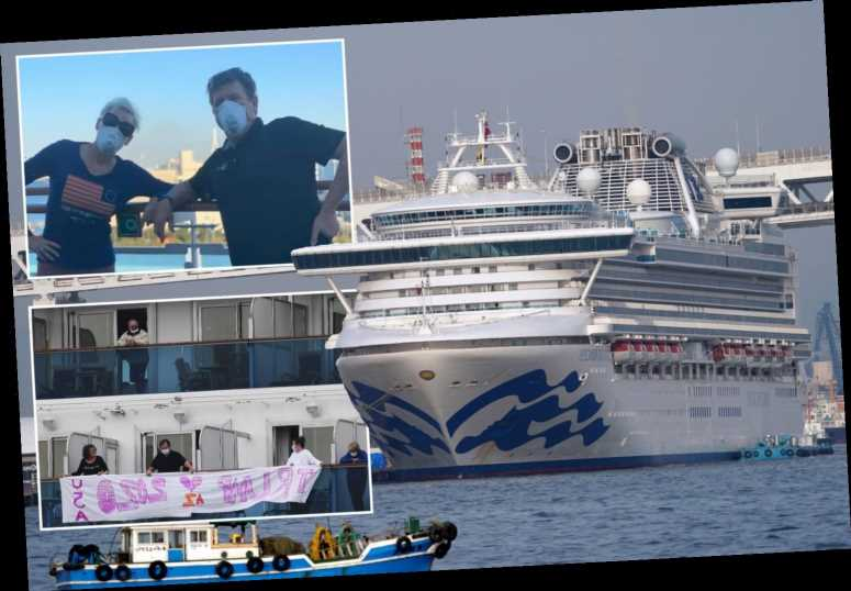 Coronavirus – US to evacuate 380 Americans from Diamond Princess cruise with 218 virus cases on board – The Sun