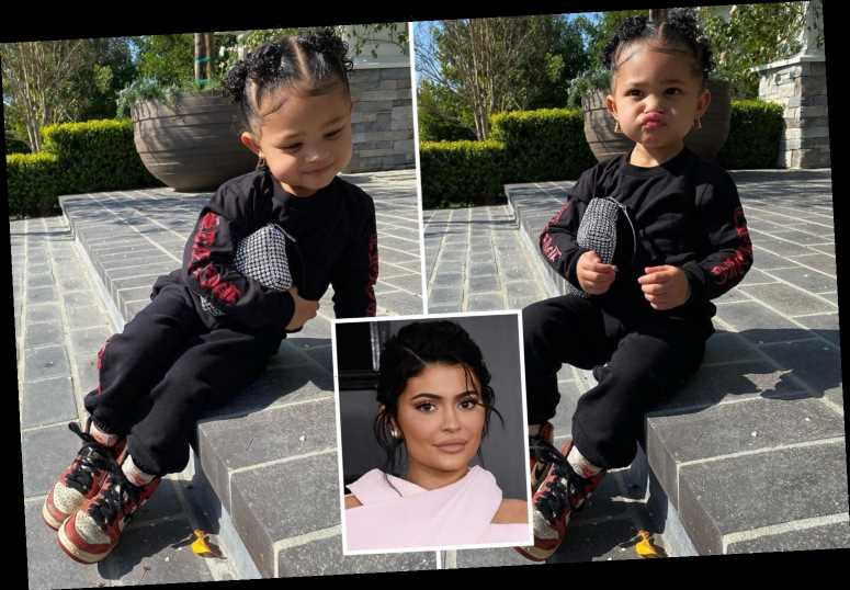 Kylie Jenner dotes on daughter Stormi, 2, as she calls her the 'love of her life' in adorable Instagram post