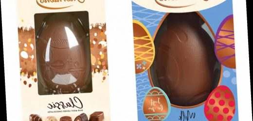 How to get two FREE Thorntons Easter eggs worth £16 using cashback