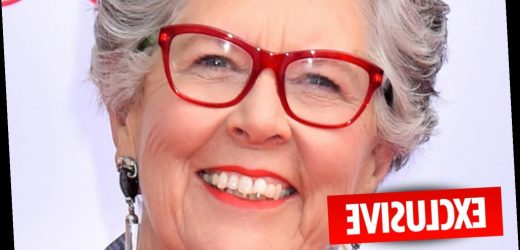 Bake Off judge Prue Leith says she was so nervous about TV she took Valium but ended up slurring her words – The Sun
