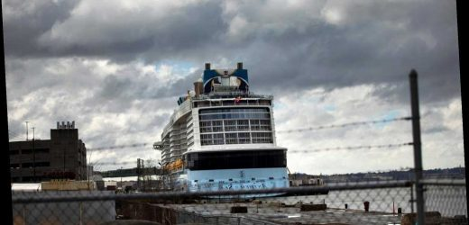 Passengers cleared after cruise ship delayed in Bayonne over coronavirus scare