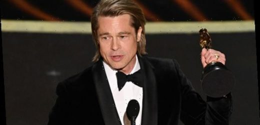 Brad Pitt Sends Love To His 6 Kids After Winning Oscar: I 'Adore' All Of You