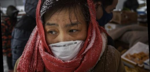 China tries to 'smoke out' infected citizens
