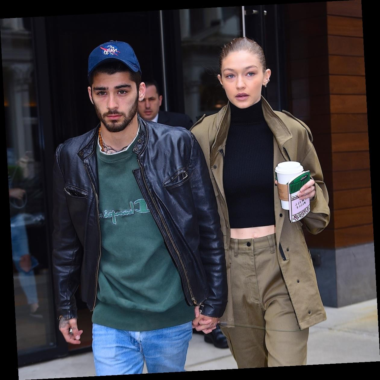 Gigi Hadid's Valentine's Day Post Of Zayn Malik Appears To Confirm They Are Dating Again