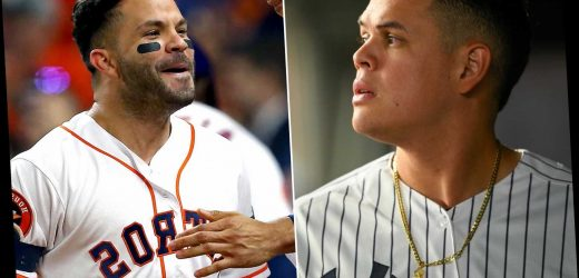 Yankees star enraged by this unsettling Jose Altuve theory