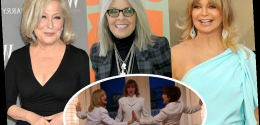 OMG! Goldie Hawn, Diane Keaton, & Bette Midler Are Reuniting For A New Comedy — Get The Deets!