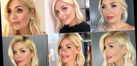Holly Willoughby's favourite beauty products are all super affordable