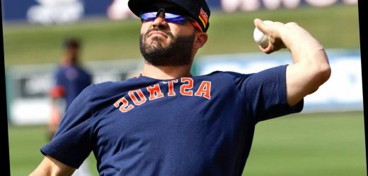 Jose Altuve gets his first taste of fans' cheating wrath