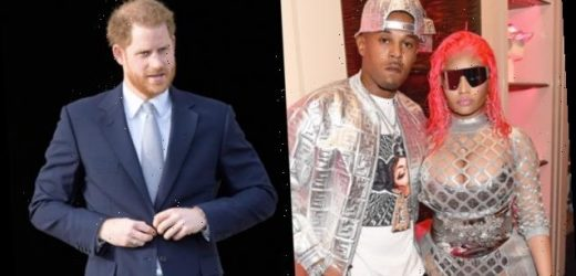 Nicki Minaj Compares Prince Harry To Husband Kenneth Petty: They Put Their Women First