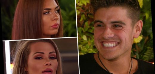 Love Island's Luke M says he wants 'the girl who hasn't had the best luck' as he picks between Shaunagh and Demi – The Sun