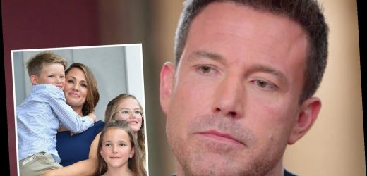 Emotional Ben Affleck says 'I don't want my kids to pay for my sins or be afraid of me' in alcoholism interview