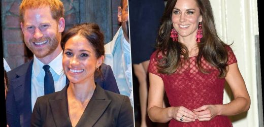8 times the royals have gone to the theatre from Kate Middleton to Meghan Markle