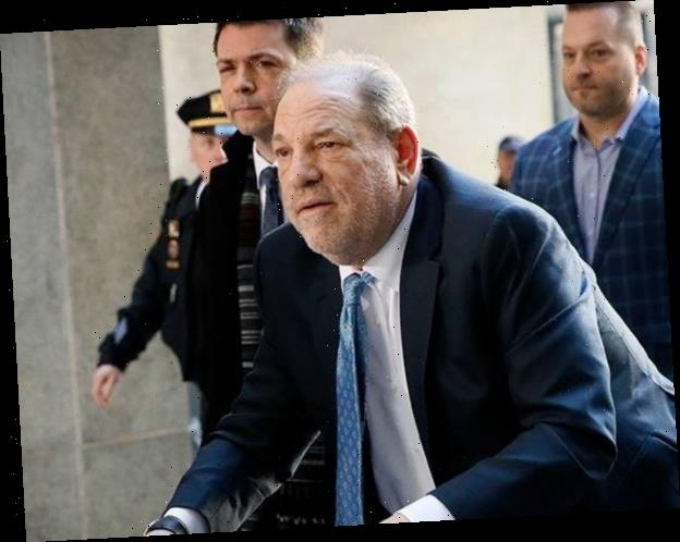 Harvey Weinstein Found Guilty of Rape: Time's Up, Stars Speak Out