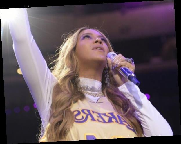 Beyonce's Love for Kobe & Gianna Bryant Shines Bright in New Photos