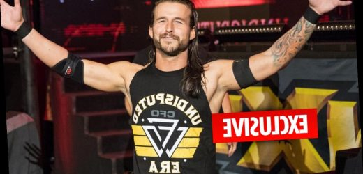 WWE star Adam Cole reveals where famous 'Bay Bay' chant came from after being inspired by Chris Jericho – The Sun