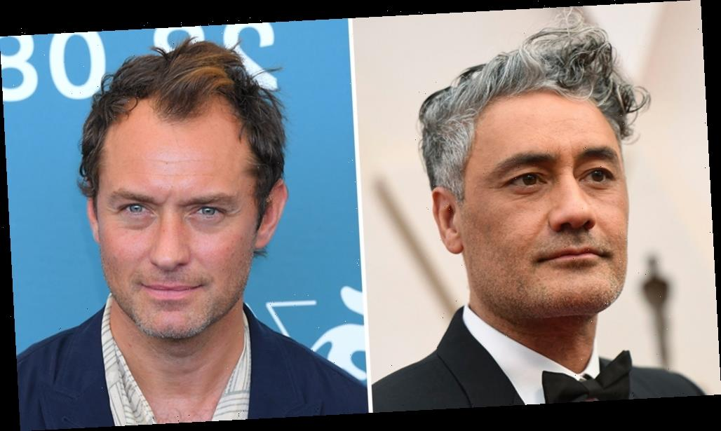 'The Auteur' Taika Waititi Horror-Comedy Starring Jude Law Confirmed By Showtime, Details Revealed