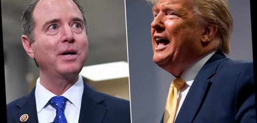 Trump: Schiff should be probed for leaking details of intelligence briefing
