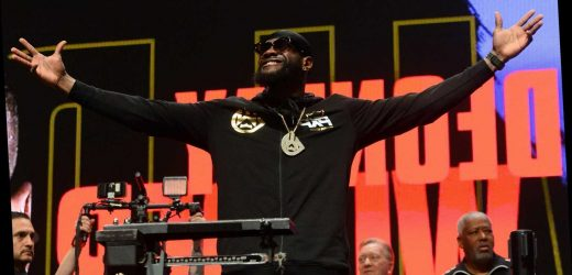 Deontay Wilder-Tyson Fury rematch: Time, pay-per-view info for heavyweight title fight