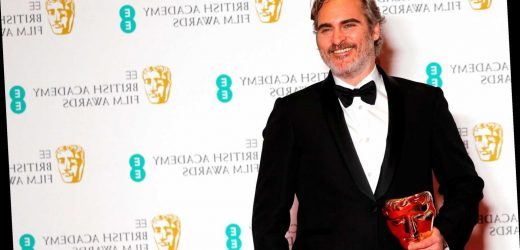 '1917' named best picture at BAFTA Awards; Joaquin Phoenix wins best actor but slams lack of diversity