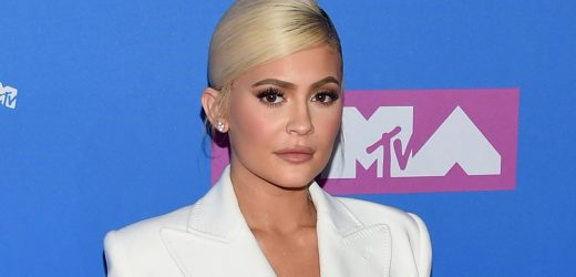 Kylie Jenner's 'Stormi' trademark challenged by clothing company