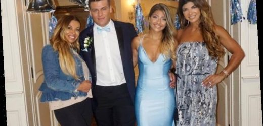 Teresa Giudice Wants Daughter Gia to Date 'RHONJ' Co-Star Dolores Catania's Son Frankie
