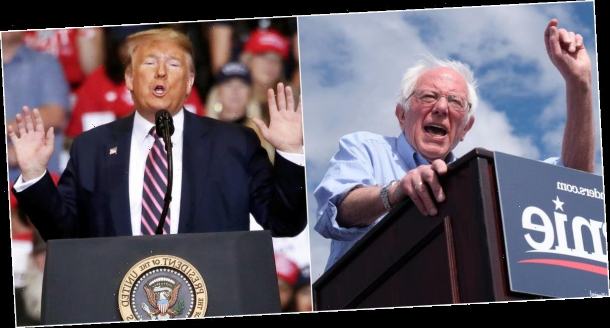 Trump called reports of Russian interference 'rumors,' while Sanders' campaign claimed it could be a leak meant to damage his candidacy