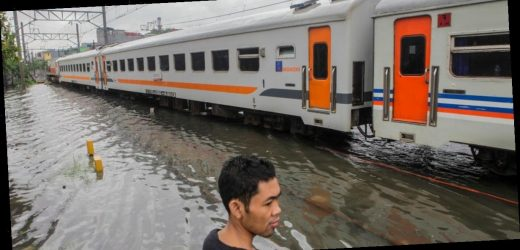 Flooding in Jakarta is so bad the government is planning to move the city 100 miles away. Here are photos of the devastation.