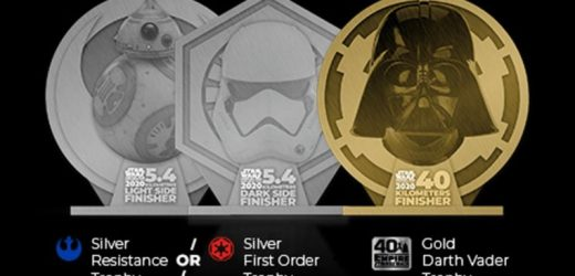 South-east Asia's first Star Wars virtual run begins on May 4