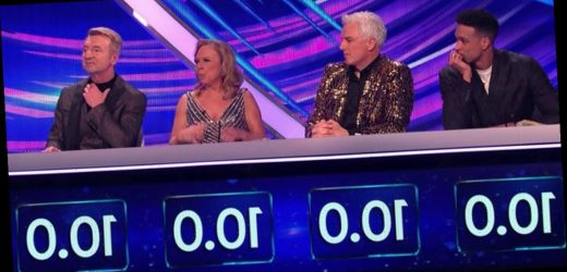 Dancing on Ice viewers complain to Ofcom over judges' controversial scoring
