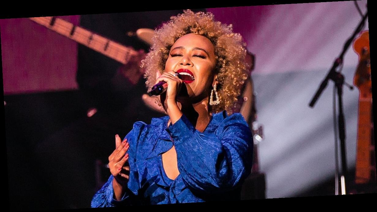 Emeli Sande's efforts to make sure those hurt by climate change can be heard