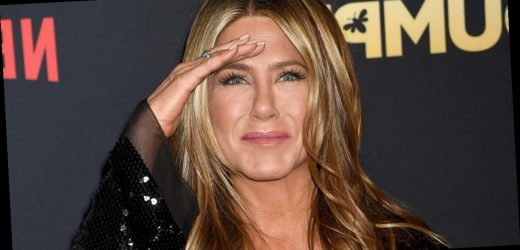 Jennifer Aniston gives rare glimpse of her Beverly Hills home and garden