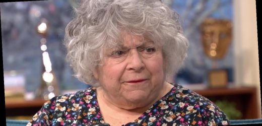 Holly and Phil apologise as Miriam Margolyes swears twice on This Morning