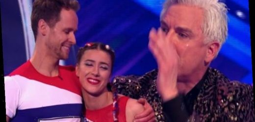 Dancing On Ice: Libby Clegg leaves judges in tears with emotional performance