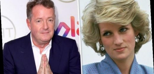 Piers Morgan revelation: Why GMB host's mother told him to back off from Diana