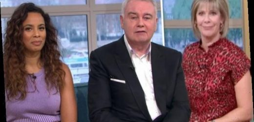 Eamonn Holmes opens up Ruth Langsford health fears 'She's been sick for ages!'