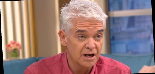 Phillip Schofield asks if coronavirus spreads through sex with surprise answer