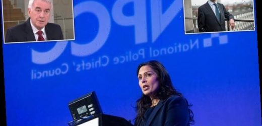Hancock defends 'courteous, determined' Priti Patel over bullying row