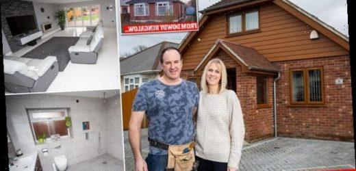 DIY novice used YouTube to build his home – and it took ten years
