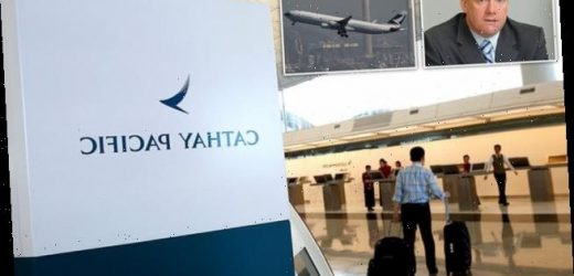 Cathay Pacific is fined £500,000 for mass data breach