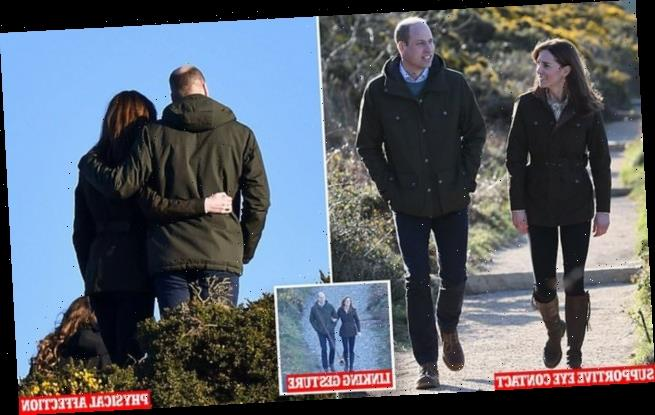 Prince William is 'anxious' while Kate is 'carrying the Royal Family'