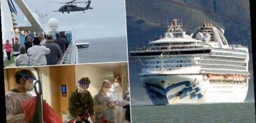 Cruise ship passenger died from coronavirus 'infected before boarded'