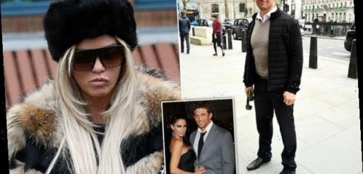 Katie Price ordered to pay Alex Reid £25,000 after leaking sex video