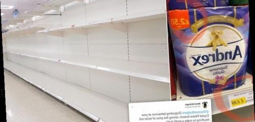 Budgens blasted for selling overpriced toilet roll amid panic buying